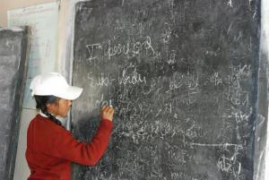 RTE Act envisages better infrastructure in schools. Source: Ravleen Kaur