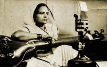Rasoolan Bai was a courtesan famous for her thumri.