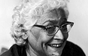 Chughtai had a feminist approach but was not essentially a feminist writer. Source: Wikimedia Commons