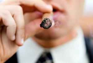 The tobacco control law has been deliberately made weak.